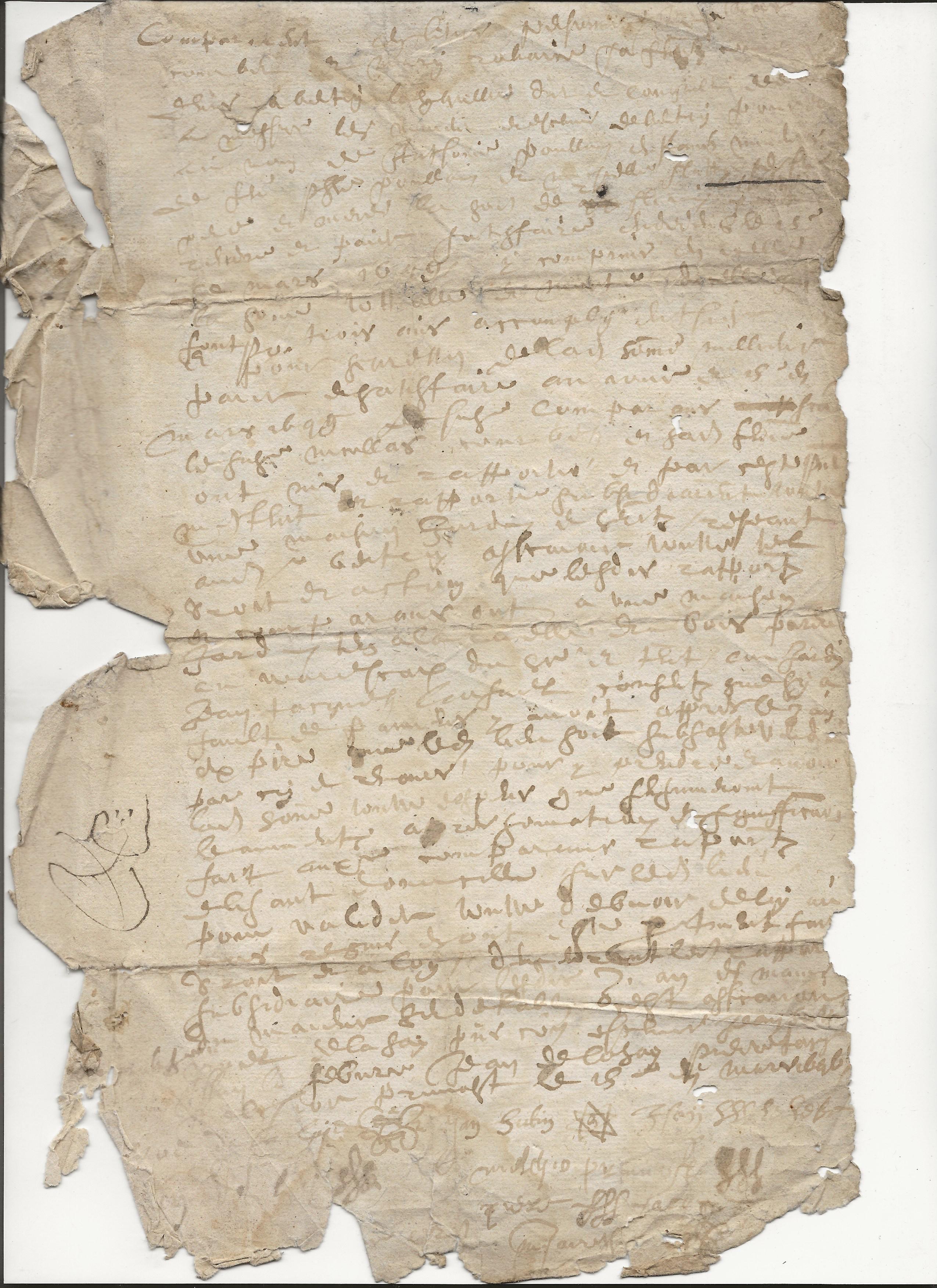 1649 partage terres anthoine philippe poullain