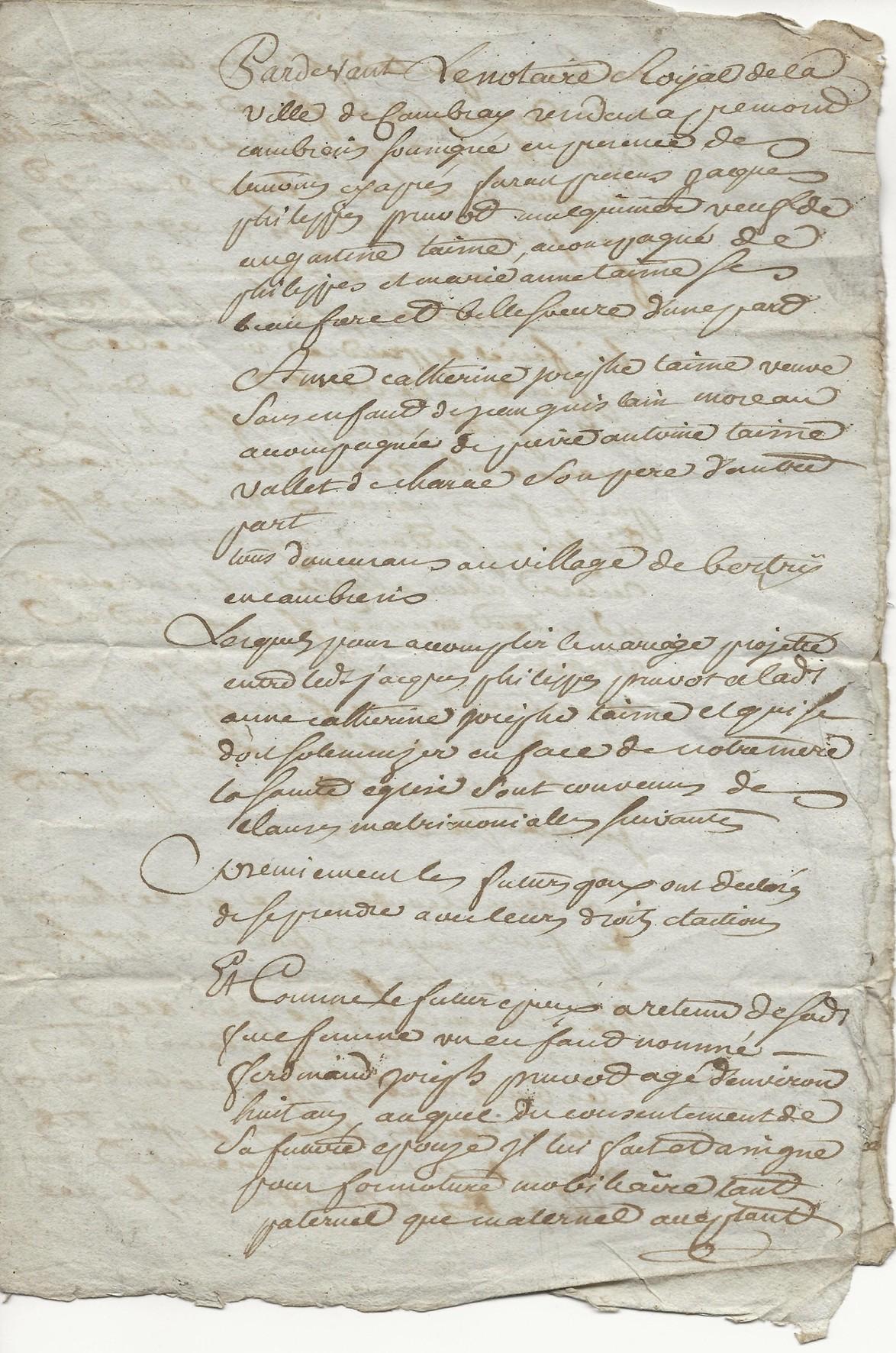 1774 ct mge jean phil pruvot x catherine taine 001