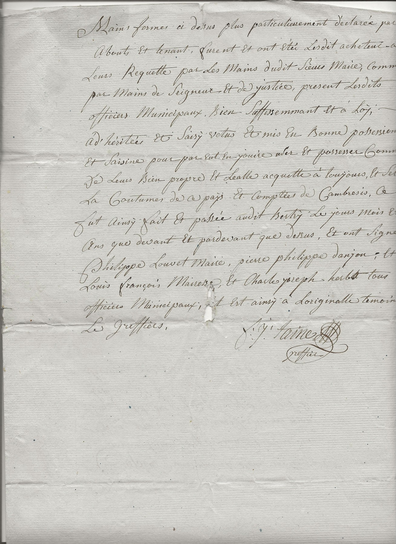 1790 vente taine a pruvot 005