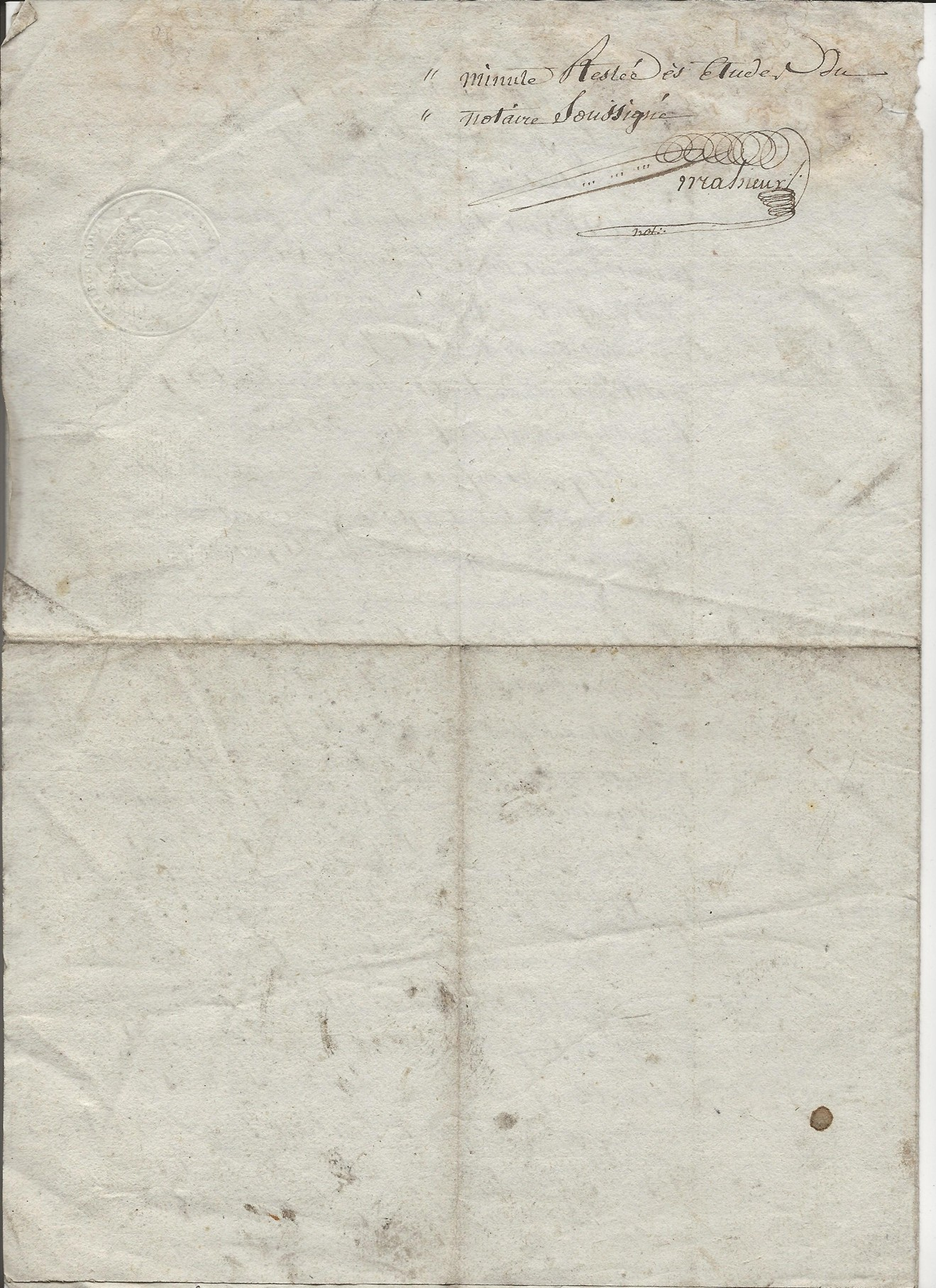 1820 contrat mariage pierre jr pruvot x blutte amelie 004
