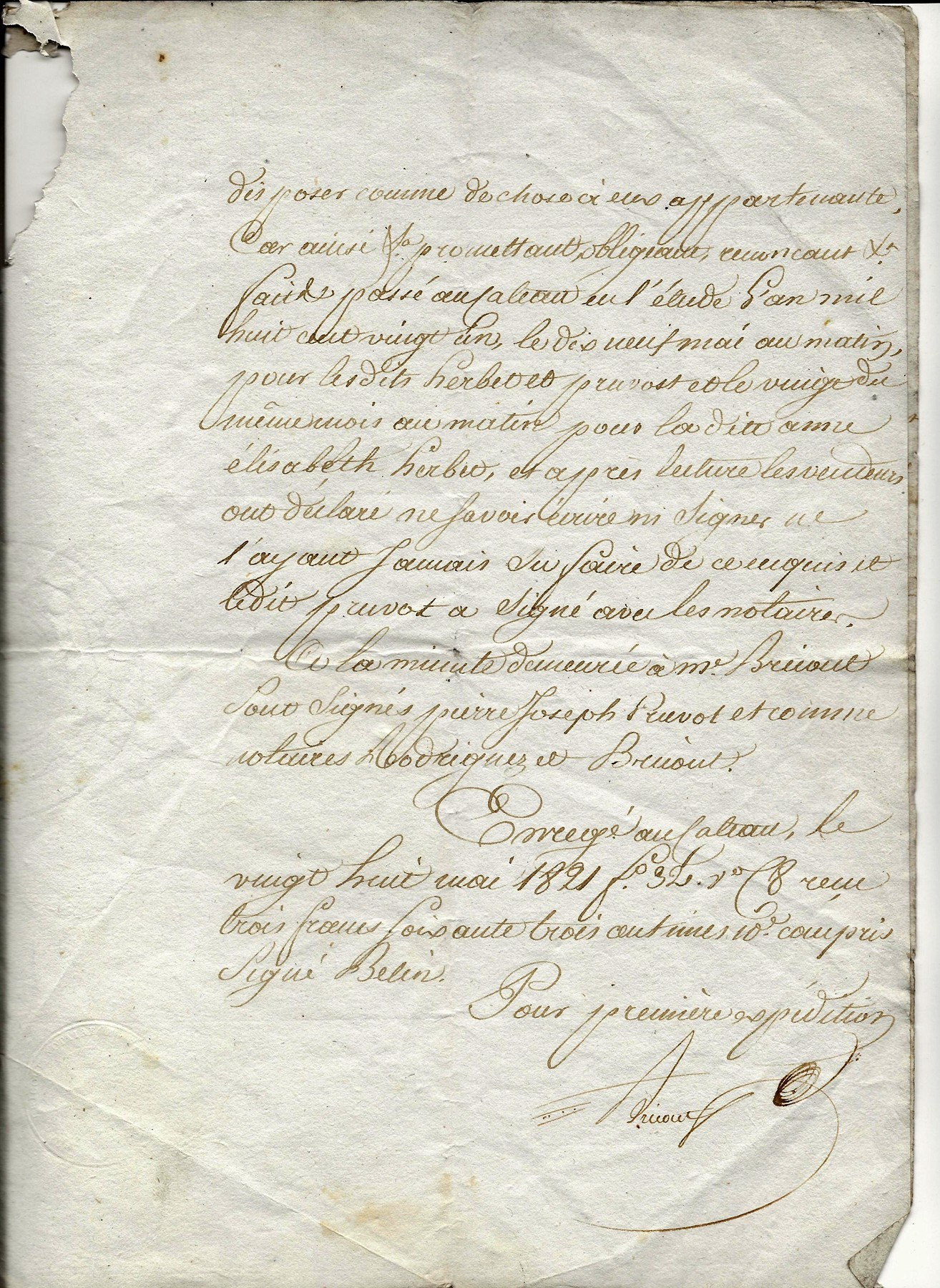 1821 vente herbet a pierre joseph pruvot 003