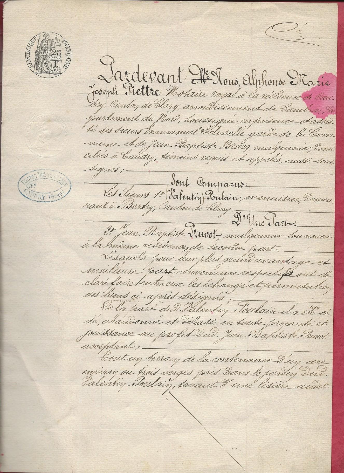 1826 echange valentin poulain x jb pruvot 001