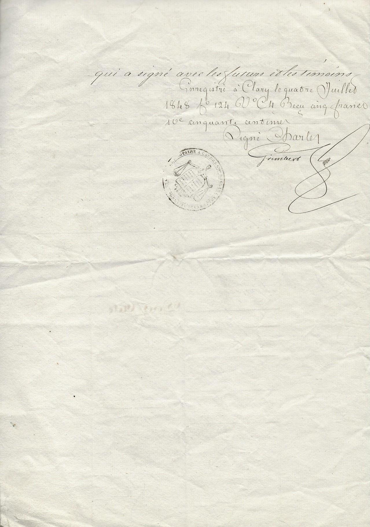 1848 mariage pruvot x jospin 004