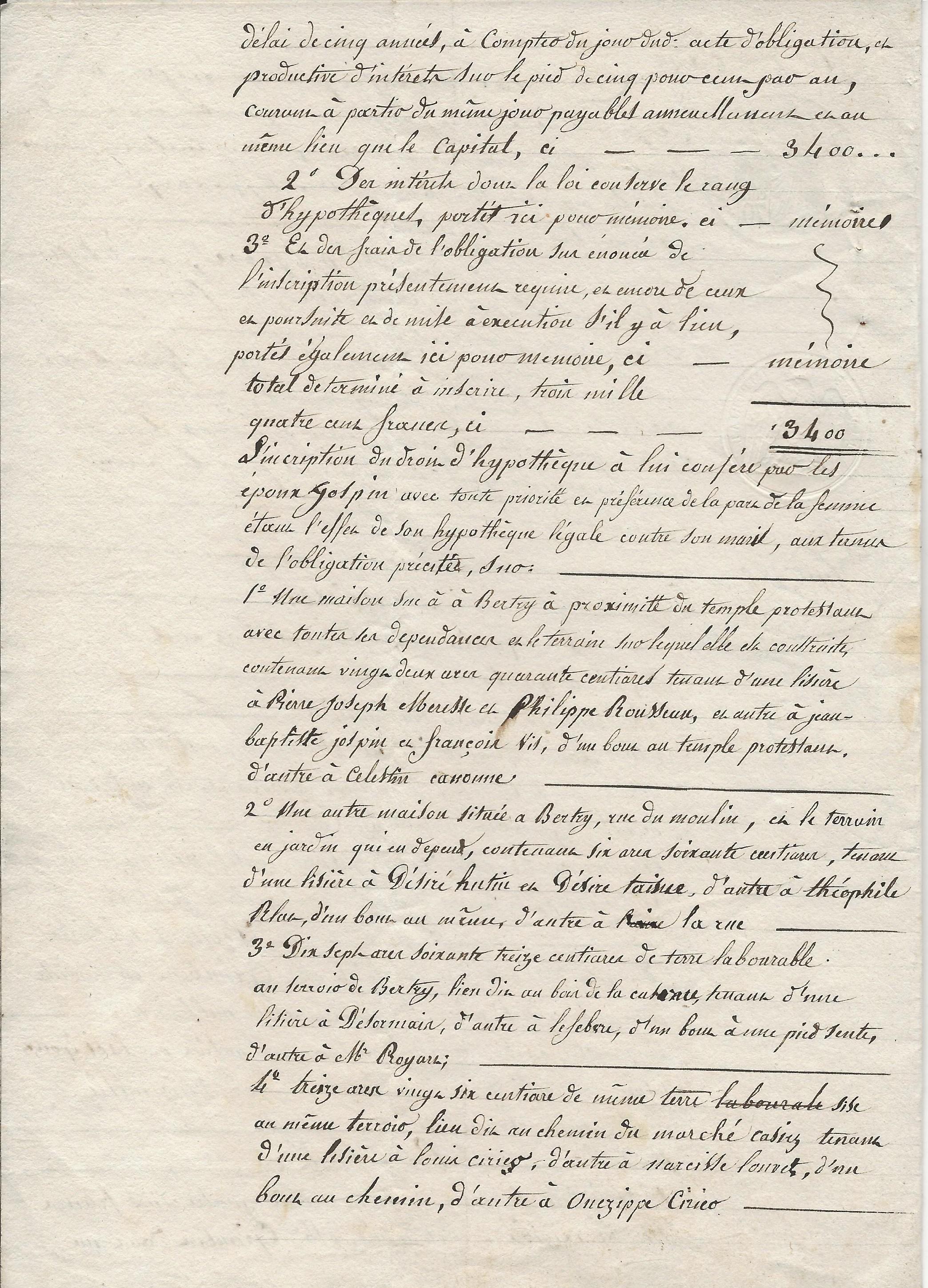 1854 creance hypothecaire contre couple jospin ciriez 003