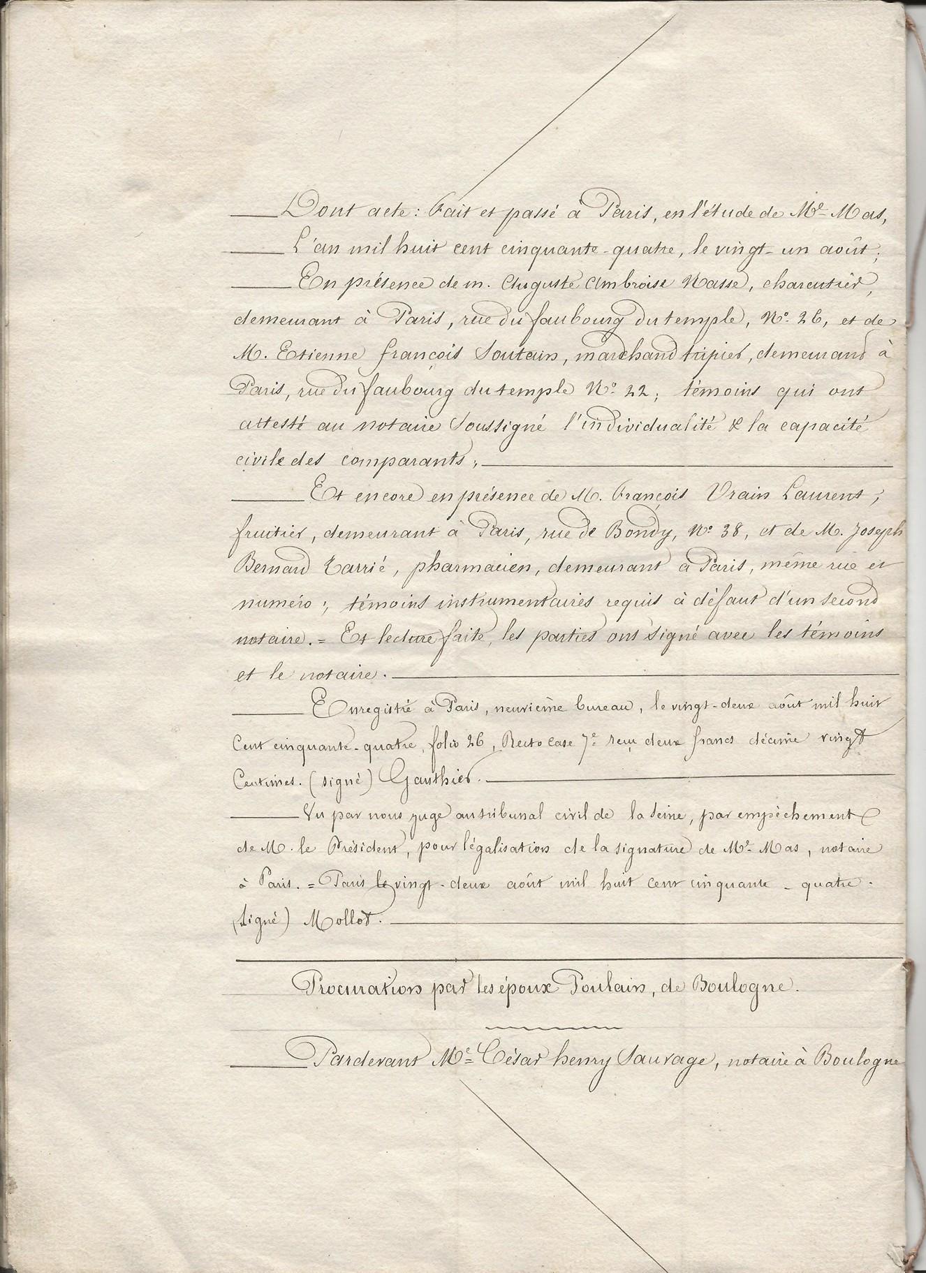 1854 vente vve et heritiers poulain a jospin 008
