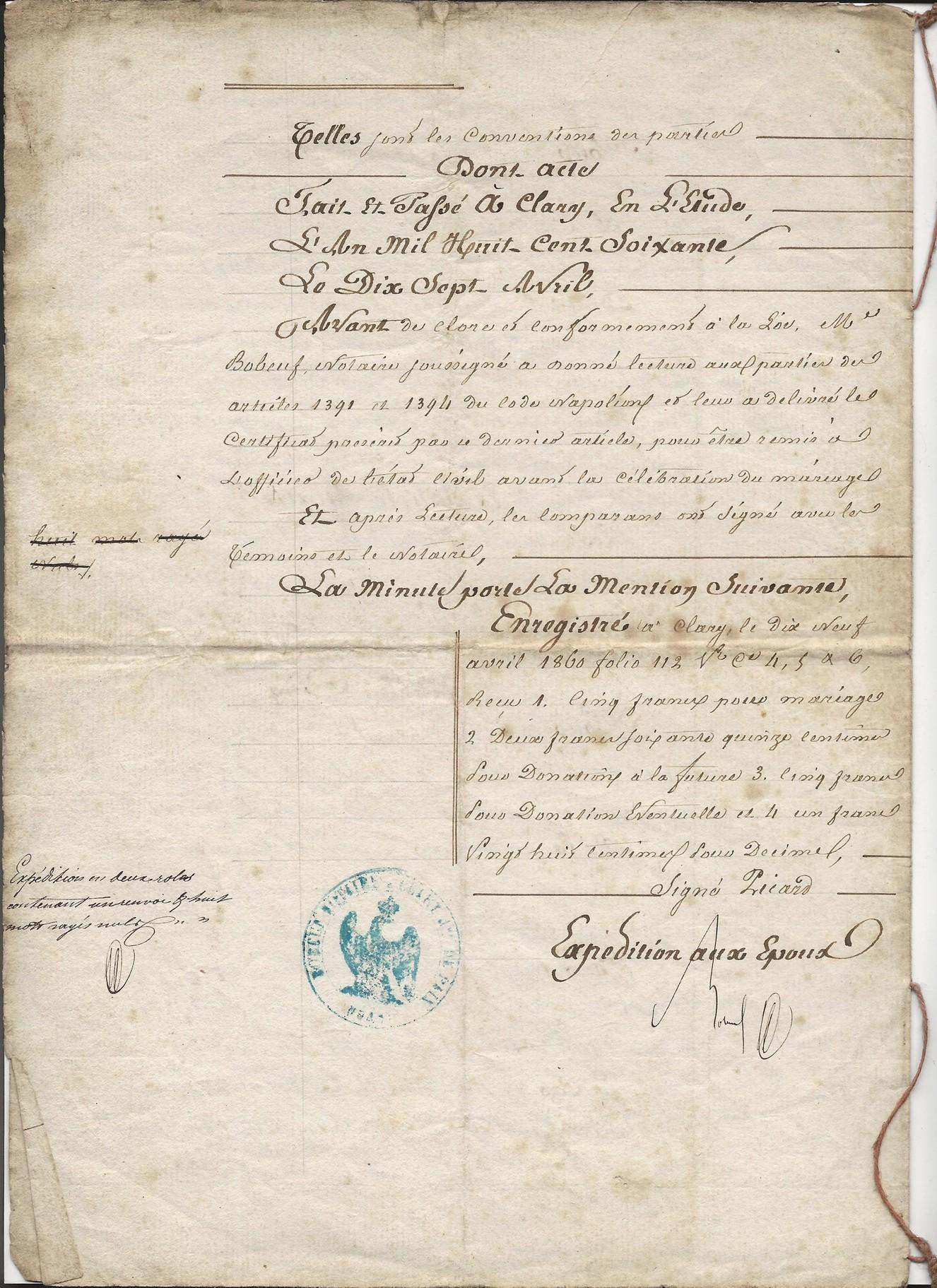 1860 ct mariage emerile lenglet x apolonie pruvot 004