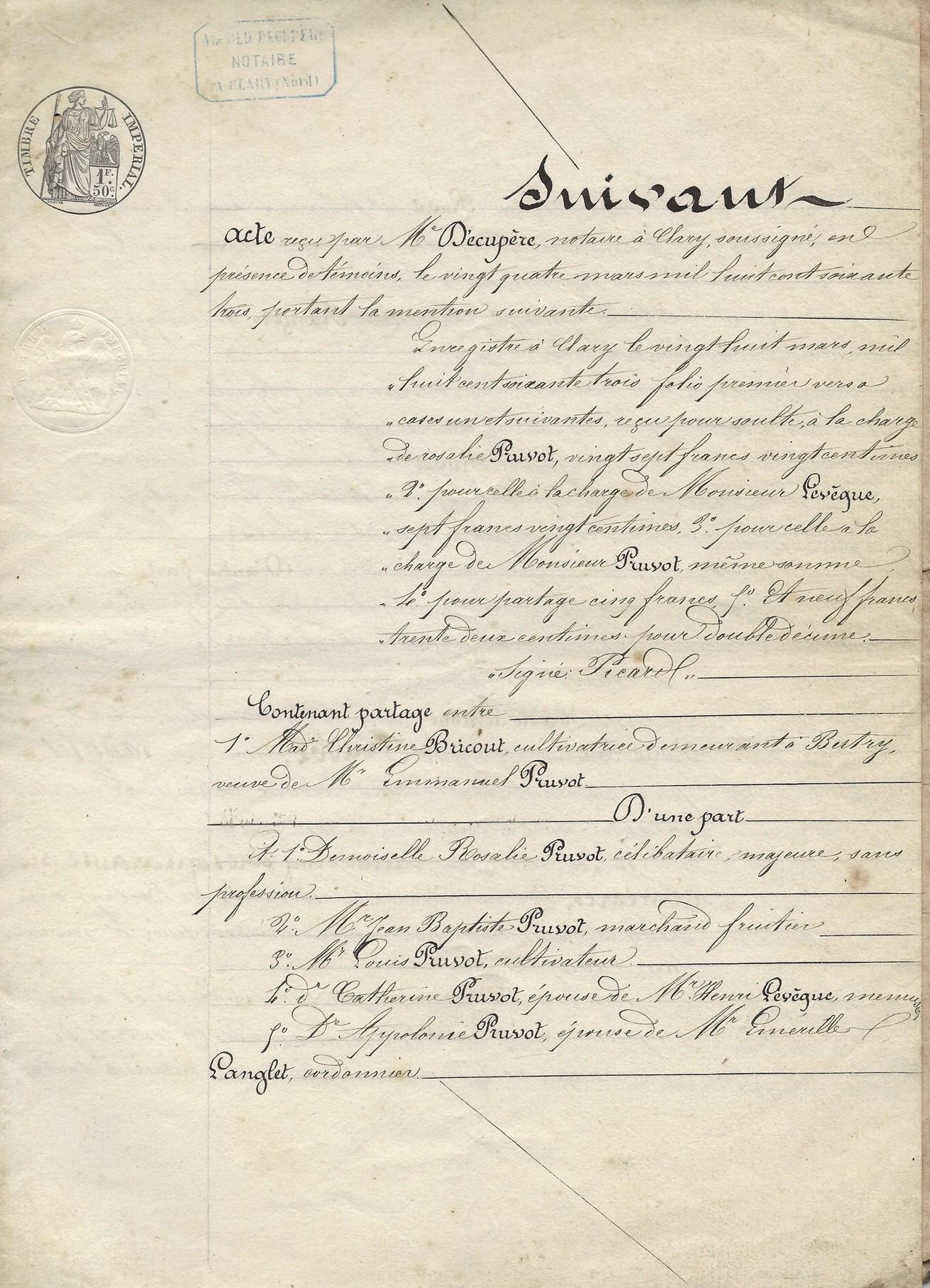 1863 partage ch bricout vve pruvot 001
