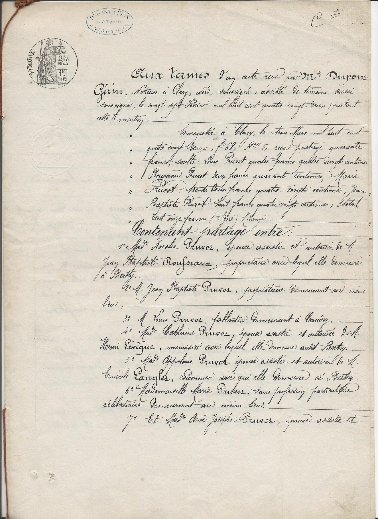 1882 succession partage de ch bricout veuve emmanuel pruvot 004