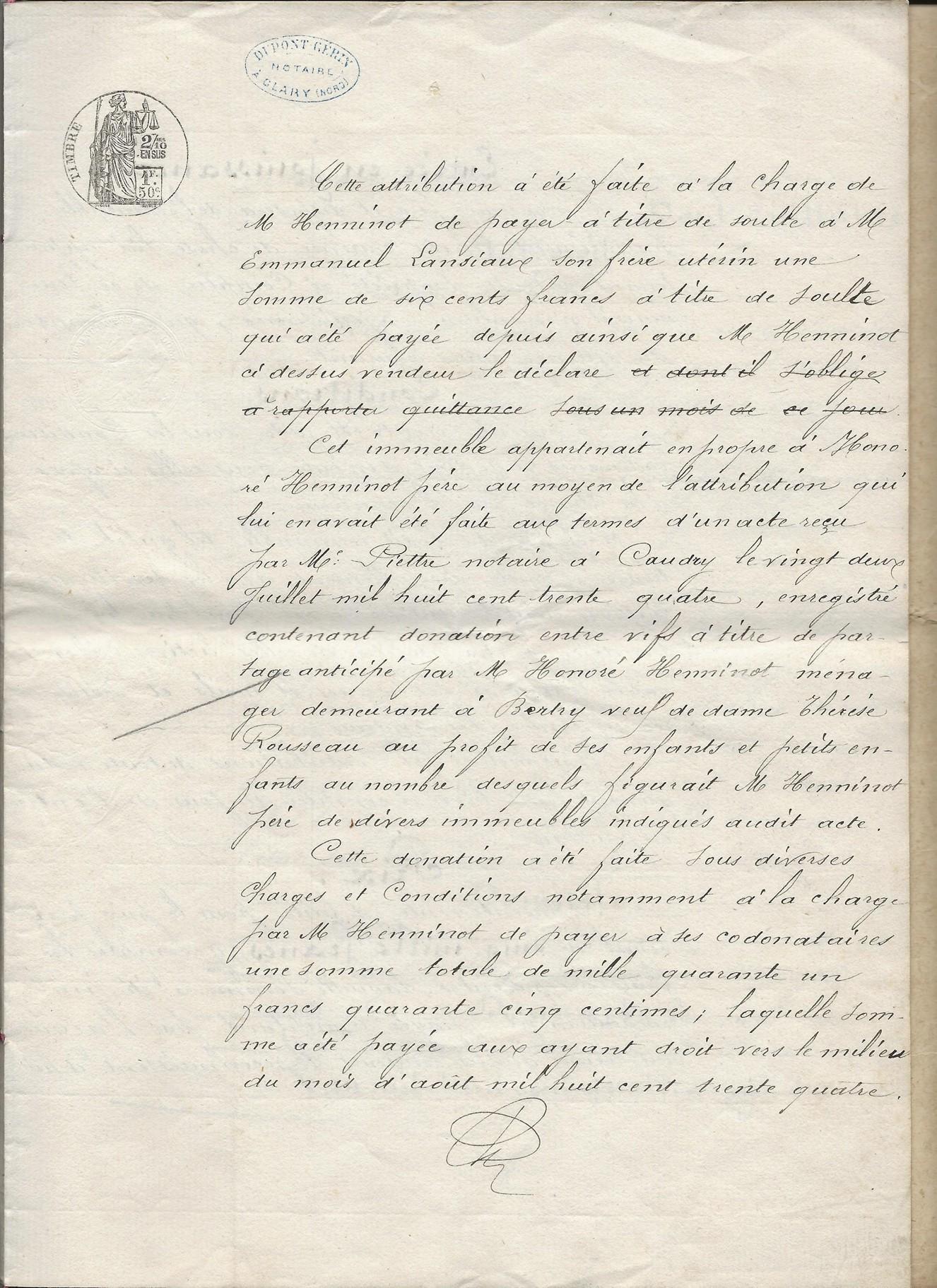 1886 vente maison lanciaux a adhemar michel 003