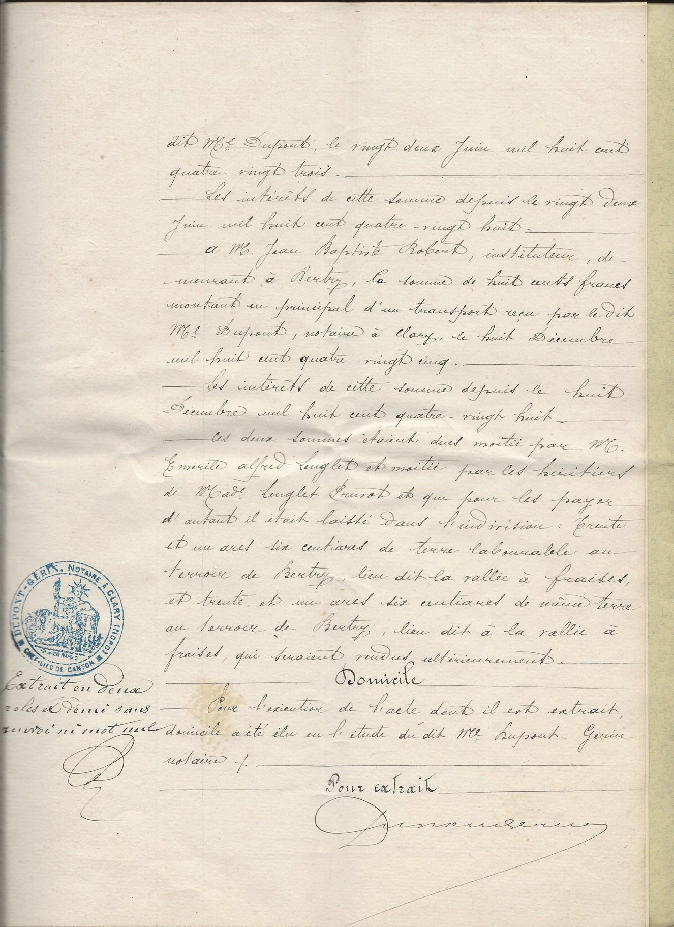 1889 succession de appolonie pruvot epouse lenglet emerile 005