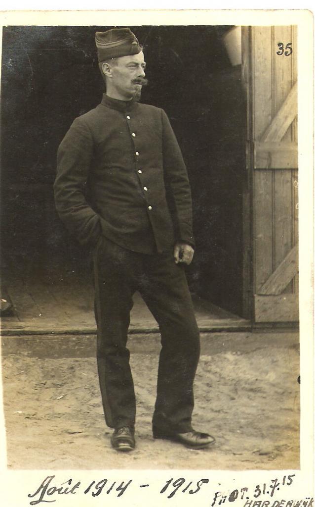 31 juillet 1915 Harderwijk