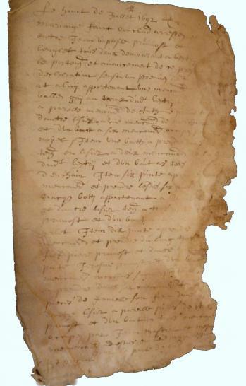 1692 ct mar pruvot jbaptiste x lenglet maire anne 1