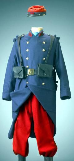 1900 soldat francais