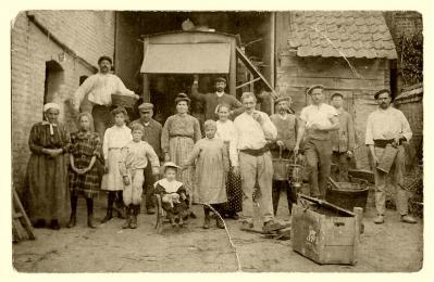 1908 a montigny ferme tamboise lefort