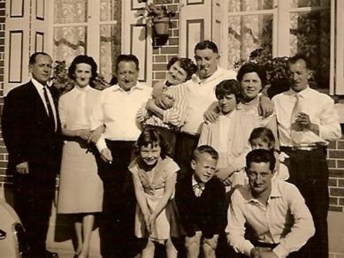 1959 fête a Bertry