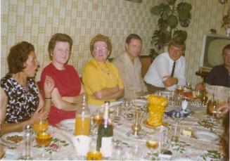 1969 bertry soiree gaufres gaby bob marco etc