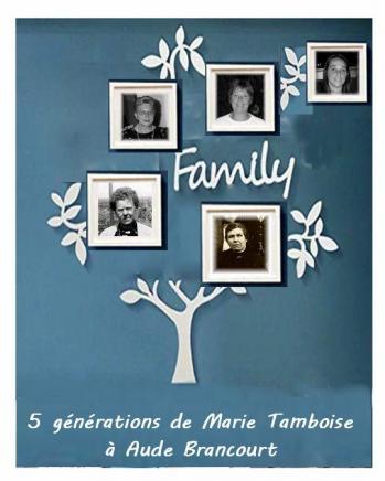 5 generations de tamboise a brancourt