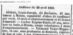 Afchain louis joseph 1869