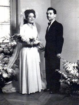 Albert et epouse