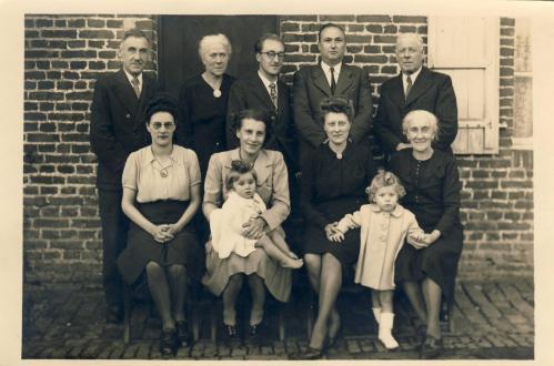 Albertine en famille