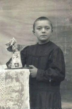 Andre richard enfant