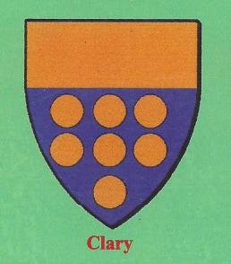 Armoiries clary