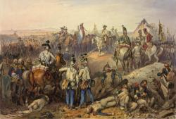 Bataille de neerwinden 1793