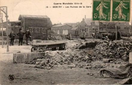 Bertry guerre 14 18