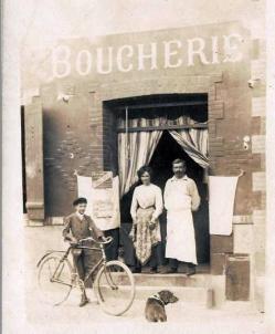 Boucherie village