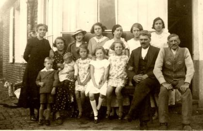 Clary 1936 avec pepere auguste