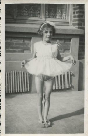 Claudette danse