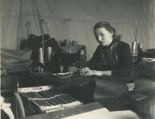 Claudette usine