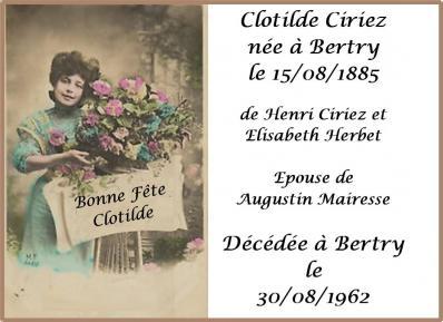 Clotilde 04 juin