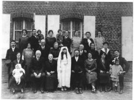 Communion de leonie louvet 1930 bertry