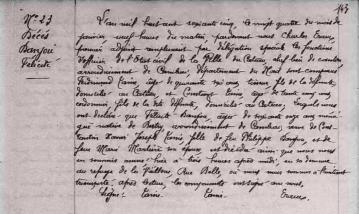 D danjou felicite 1865