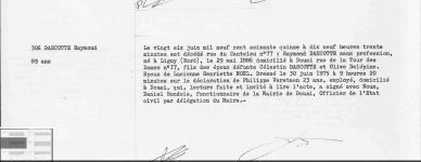 D dascotte raymond 1975