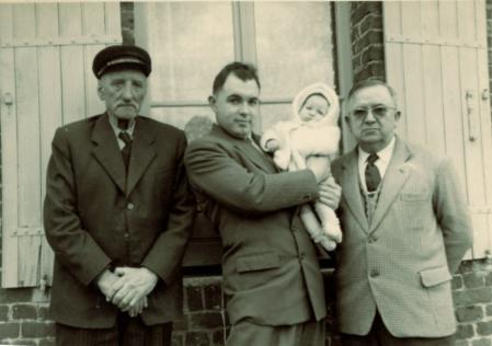 Emilien 4 generations 1960