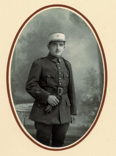 Emilien militaire 1926