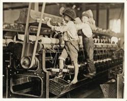 Enfant au travail