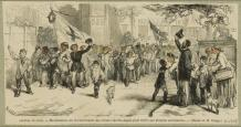 Enfants combattants 1871