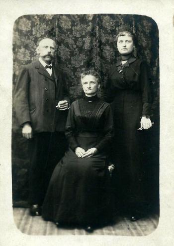 Famille valet lagouge