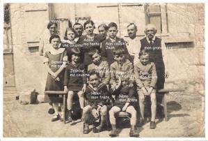 Famille wanecq les noms