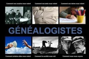 Genealogiste enigme