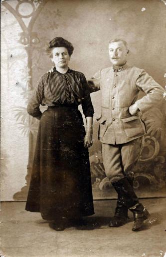 Georges fruit et sophie goupil