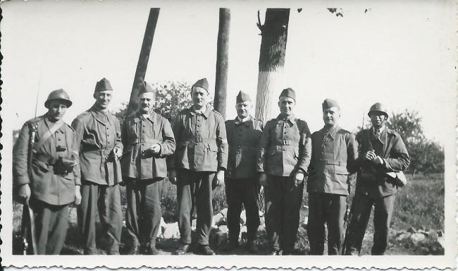 Georges mibilisation 1939