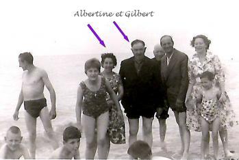 Gilbert lefort a la mer