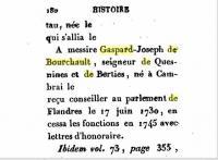 Histoire de tournay