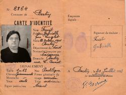 Id gabrielle fruit 1953