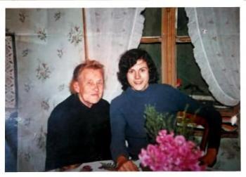 Jean jacques et meme 1972