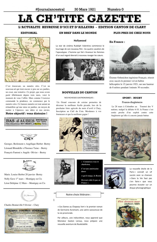 Journal ancestral 03 21 page 1 snapshot